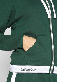 Calvin Klein Underwear - MODERN LOUNGE JOGGER - Pantaloni del pigiama - camp - 4