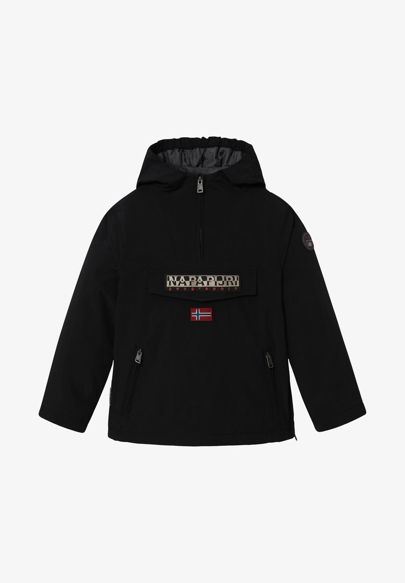 Napapijri - RAINFOREST POCKET - Light jacket - black 041