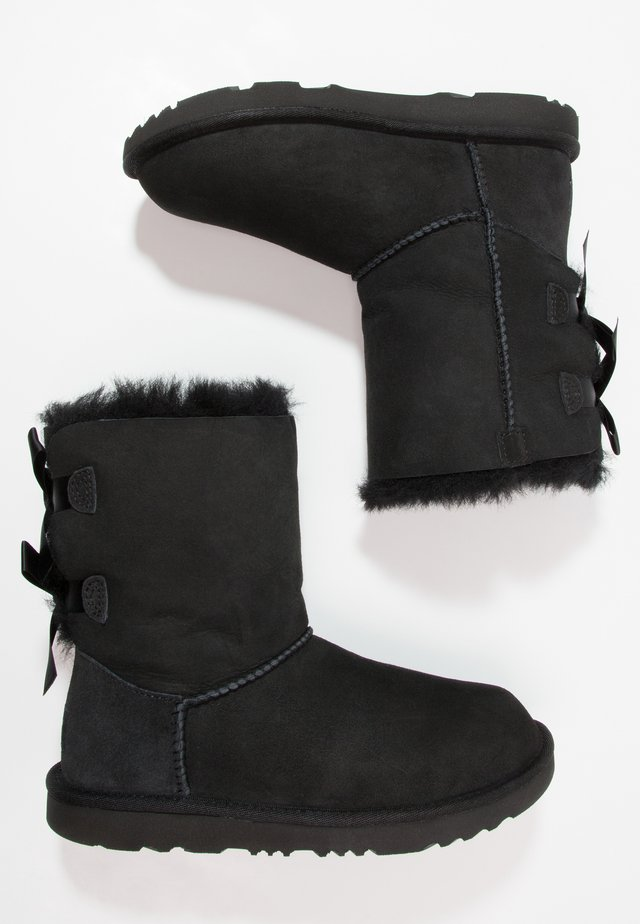 BAILEY BOW II - Bottines à lacets - black