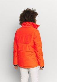 Billabong - DOWN RIDER - Snowboard jacket - samba - 2