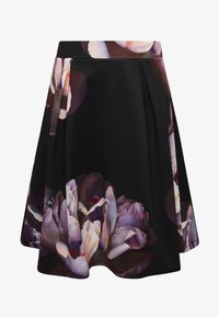 Anna Field - A-lijn rok - dark floral - 3