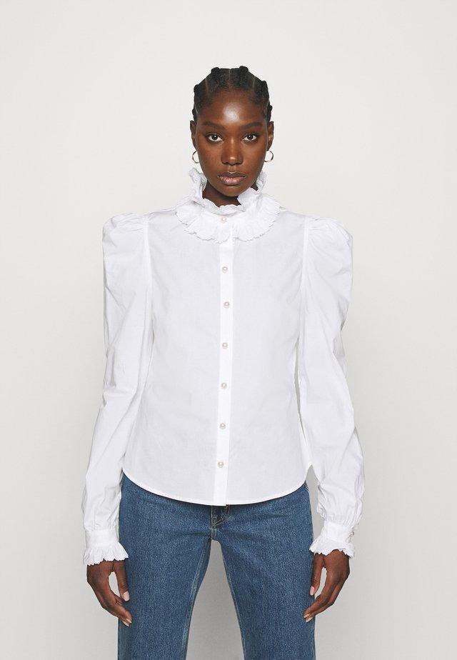 BLANCA - Camicetta - bright white