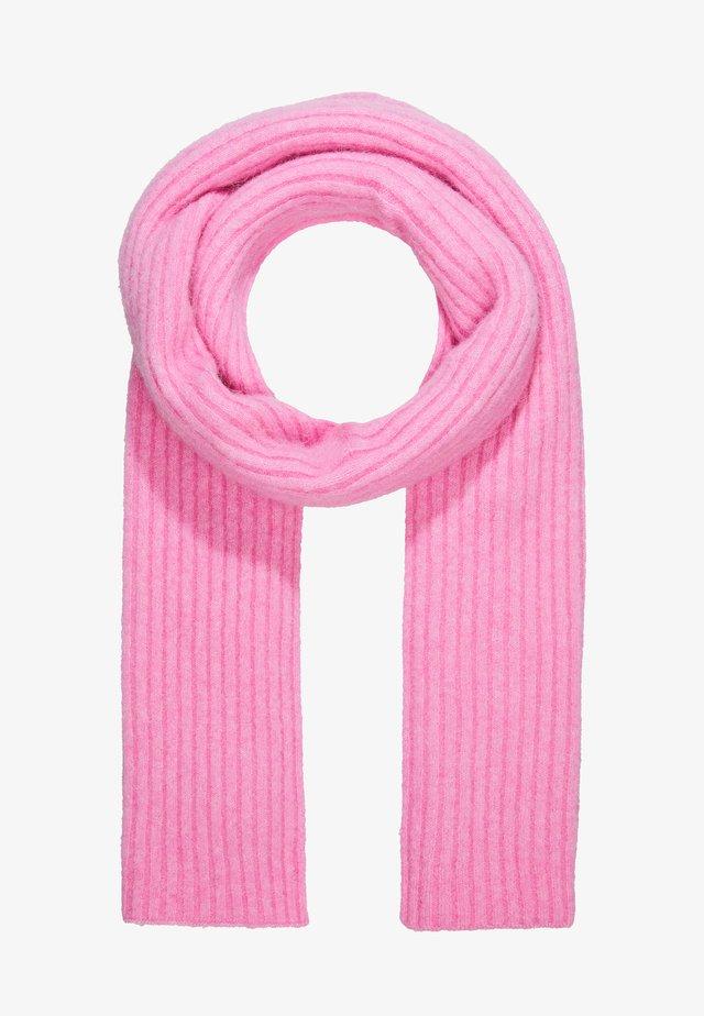 Huivi - bubblegum pink