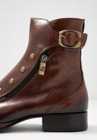Jo Ghost - Kotníkové boty - brown - 6