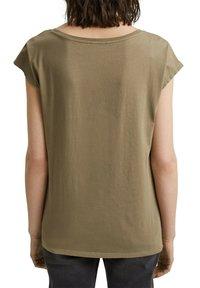 edc by Esprit - Print T-shirt - light khaki - 5