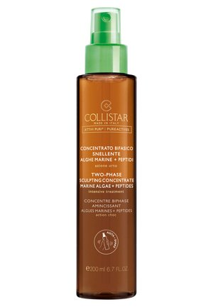 PURE ACTIVES - TWO-PHASE SCULPTING  CONCENTRATE MARINE ALGAE + PEPTIDES - Anti-Cellulite - -