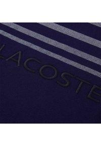 Lacoste - Towel - marine - 2