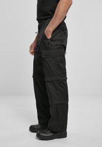 Brandit - SAVANNAH - Cargo trousers - black - 3
