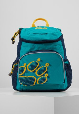 LITTLE JOE - Tagesrucksack - green ocean