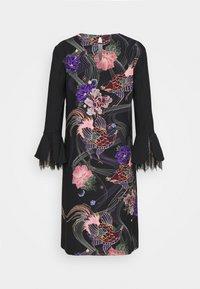 Alberta Ferretti - ABITO - Day dress - black - 7