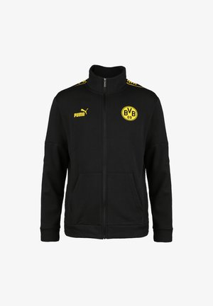 Club wear - black / cyber yellow