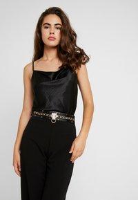 ALDO - UREWIEN - Waist belt - black - 1