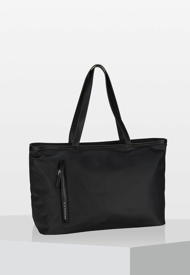 HUNTER - Shopping bag - black