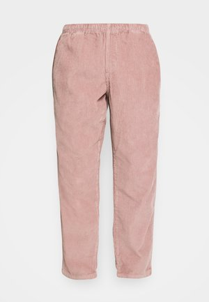 EASY PANT - Trousers - gallnut