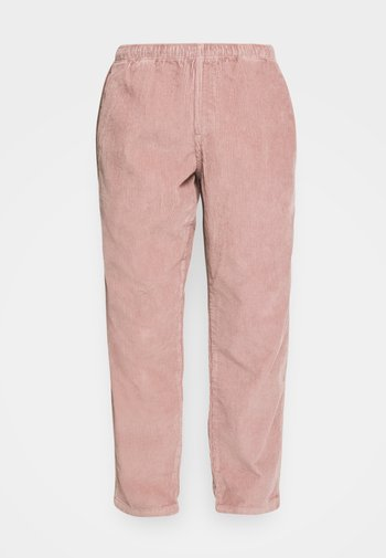 EASY PANT - Trousers - gallnut