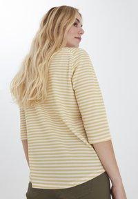 Fransa - FRPEJACQ 1 - Long sleeved top - ochre mix - 2