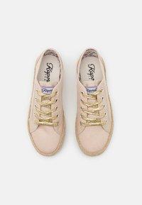 Kaporal - TORGATY - Volnočasové šněrovací boty - beige - 5