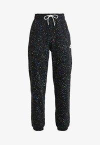 Nike Sportswear - Tracksuit bottoms - black/white - 4