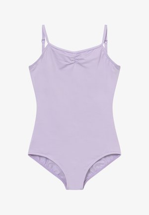 BALLET CAMI LEOTARD WITH ADJUSTABLE STRAPS - trikot na gymnastiku - lavender