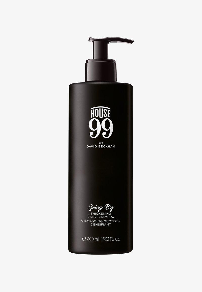 HOUSE 99 by David Beckham - PROMOSIZE H99 DAILYPURIFY SHP JUMBO P/B 400ML - Shampoo - -