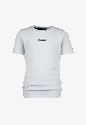 T-shirt basic - ice grey blue