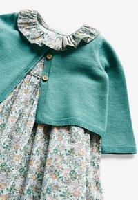 Next - Korte jurk - green - 2