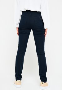 LolaLiza - WITH HIGH WAIST - Jeans Skinny Fit - navy blue - 2