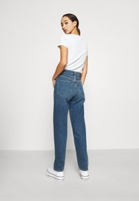 Levi's® Made & Crafted - LMC THE COLUMN - Jeans straight leg - sapphire - 2