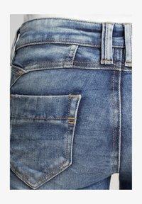 Gang - SKINNY FIT - Jeans Skinny Fit - azur vintage - 3
