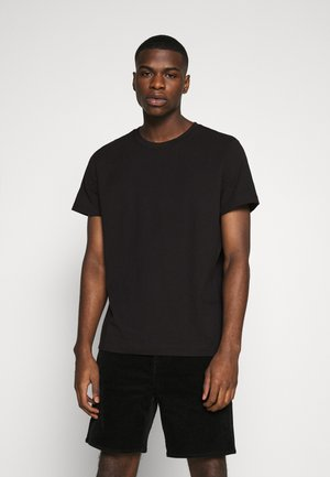 RELAXED  - Basic T-shirt - black