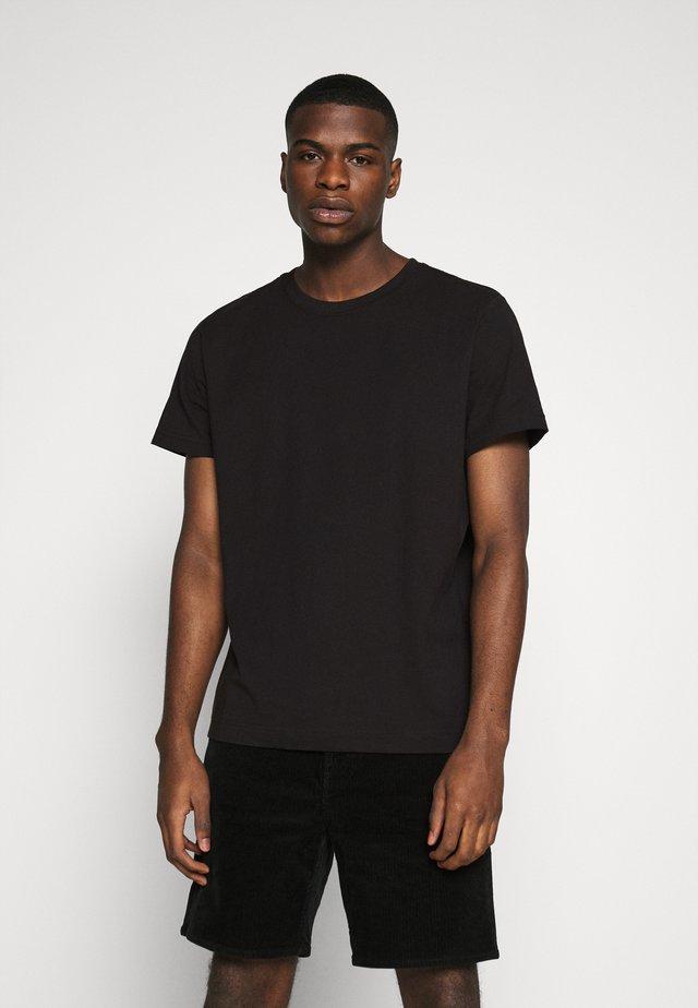 RELAXED  - T-shirt basic - black