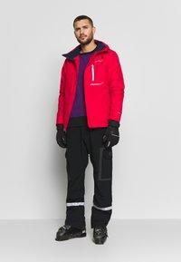 OOSC - CARLTON  - Sweatshirt - purple/orange/green/black/red - 1