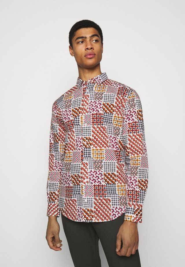 CAMICIA MANICA LUNGA - Camicia - multi coloured