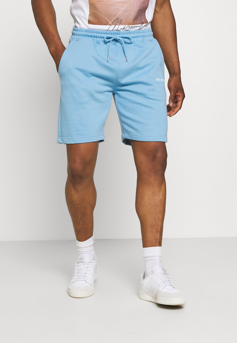 Mennace - BREEZE REGULAR UNISEX - Shortsit - blue