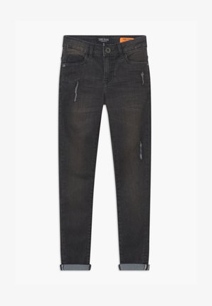 BONAR - Slim fit jeans - black denim
