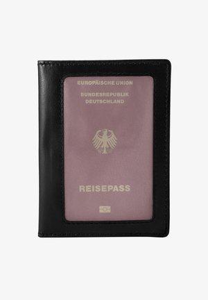 COOPER - Passport holder - schwarz