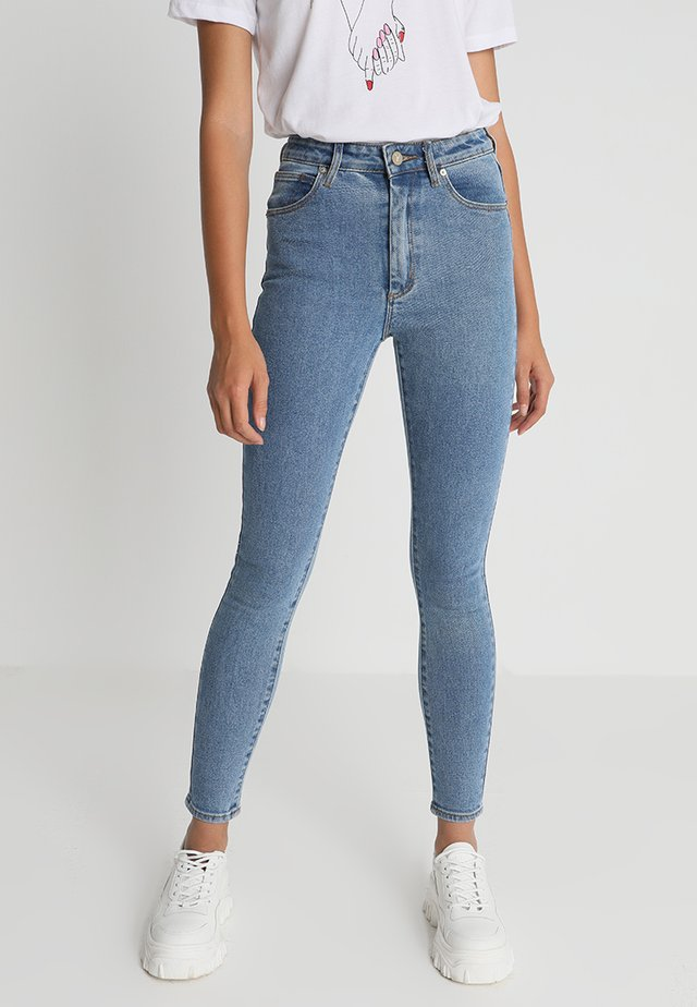Jeansy Skinny Fit - la blues