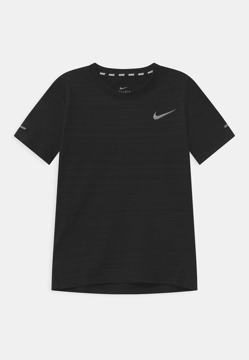 Nike Performance - MILER - T-shirt basic - black
