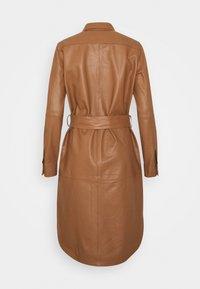 InWear - VINGA - Košilové šaty - winter beige - 1