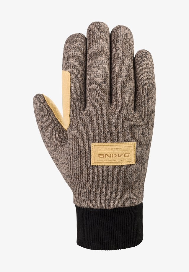 PATRIOT - Gloves - oak