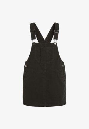 PINAFORE - Robe en jean - black