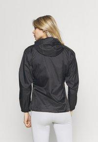 Helly Hansen - LOKE JACKET - Hardshell jacket - black - 2