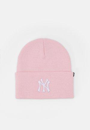 NEW YORK YANKEES HAYMAKER CUFF UNISEX - Mössa - pink