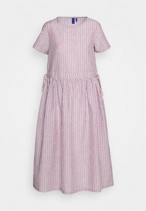 VASILIA - Korte jurk - red