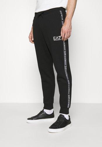 Träningsbyxor - black/white