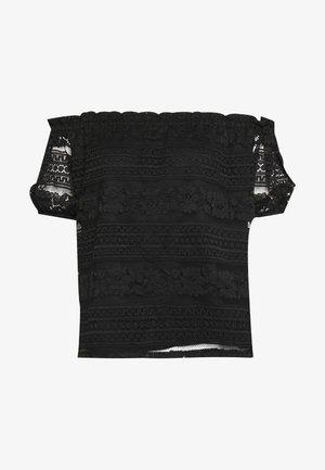 BARDOT - Blusa - black