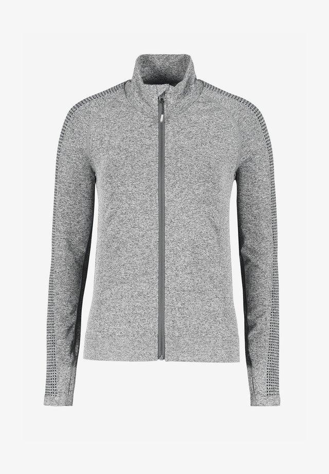 Sportovní bunda - grey