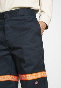 Dickies - GARDERE - Trousers - dark navy - 3