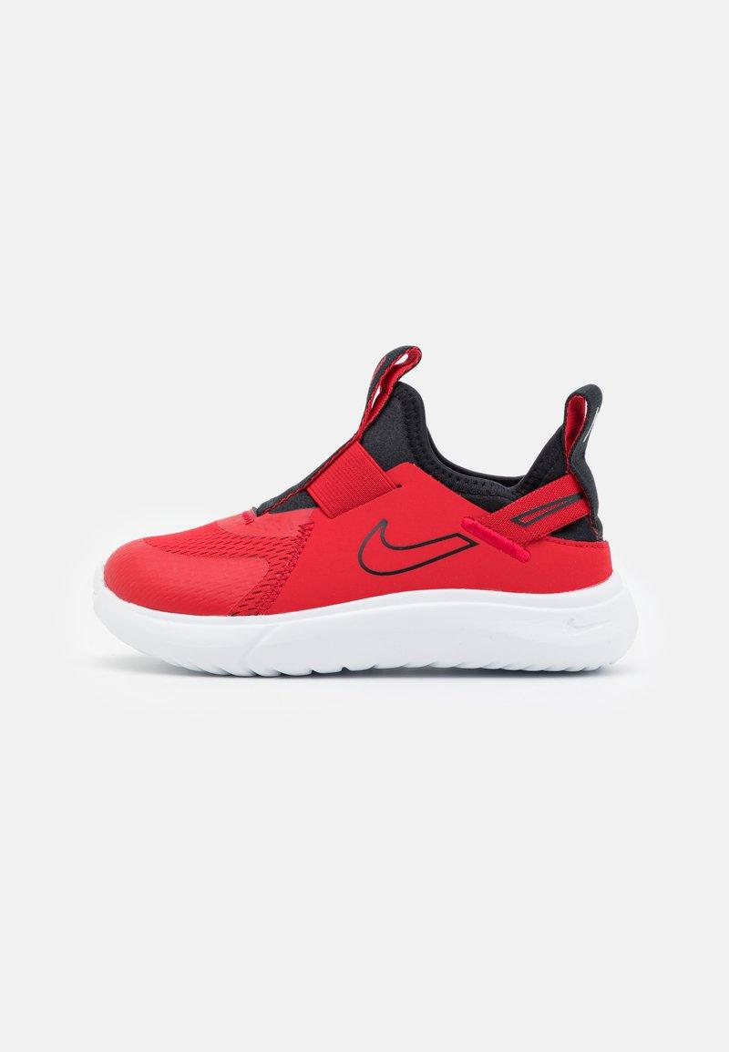 Nike Performance - FLEX PLUS UNISEX - Neutral running shoes - university red/black/white