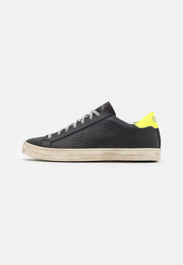 UNISEX - Trainers - black/yellow